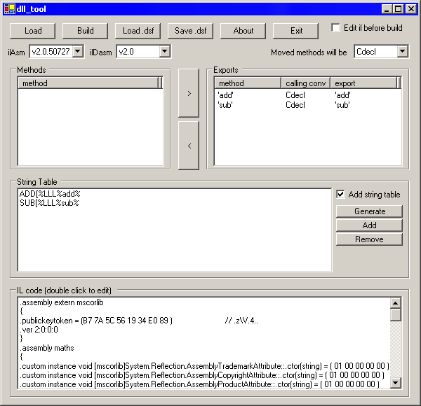 dll_tool screenshot
